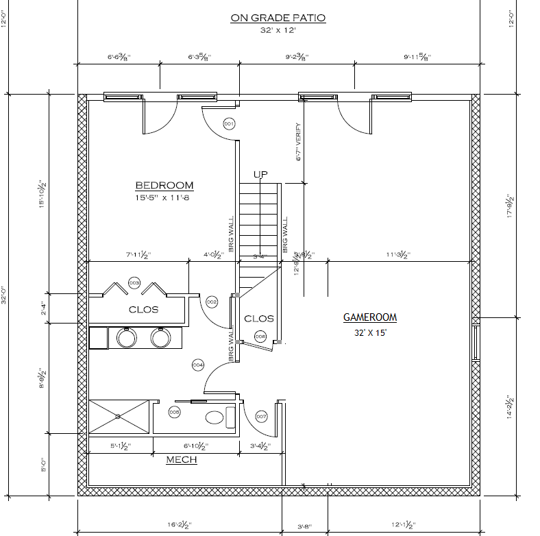 Permits, Basements, And A Really Big Tree